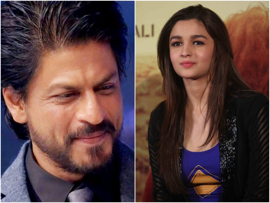 Shahrukh Khan and Alia Bhatt Working Together In Gauri Shinde's Next Film