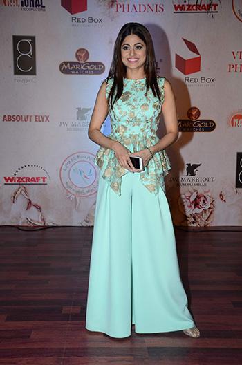 Shamita Shetty in Vikram Phadnis