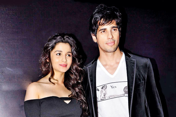 Woah! Are Sidharth Malhotra and Alia Bhatt living together?