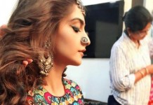 Sonam Kapoor's Coldplay's Video