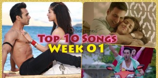 Top 10 Songs of the Week - Bollywood Week 01 [4th Jan 2016]