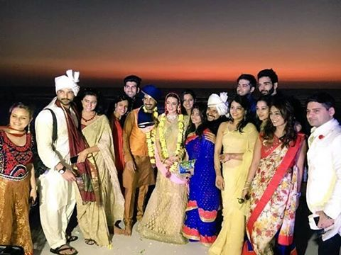 Gang of Sanaya Mohit
