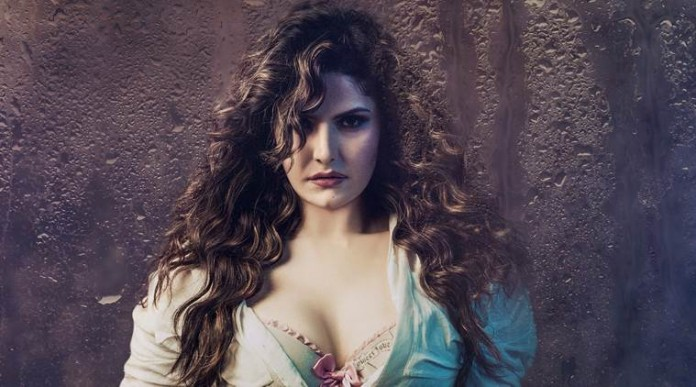 Zareen Khan Finally opens up about her thunderous exit from Filmfare Awards
