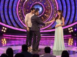 Bigg Boss 9 Finale Pics: Salman Khan Welcomes Katrina Kaif and Aditya Roy Kapur