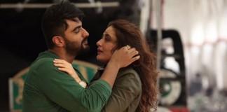Arjun and Kareena In Ki and Ka