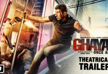 Second trailer of Ghayal Once Again