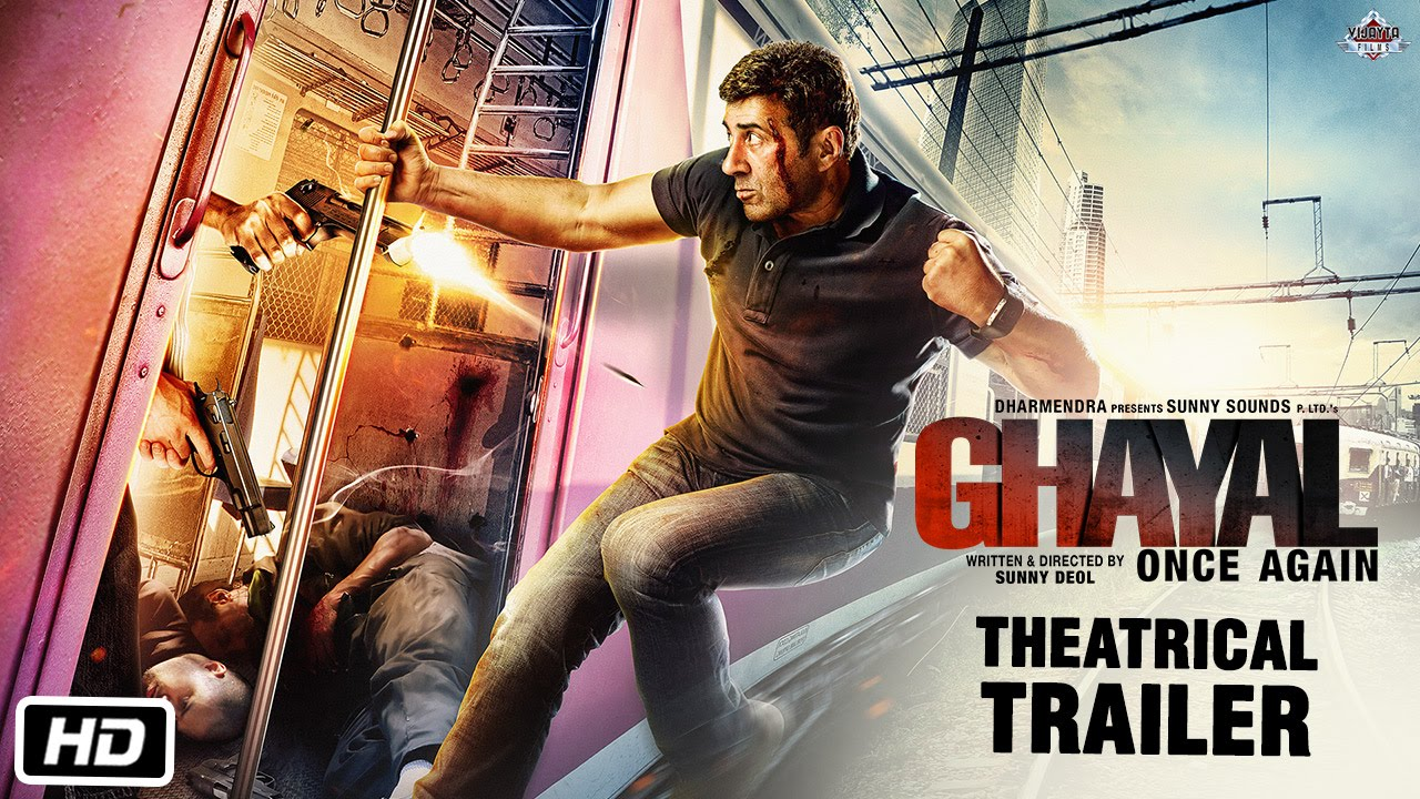 The second trailer of Ghayal Once Again | Sunny Deol back as Ajay Mehra