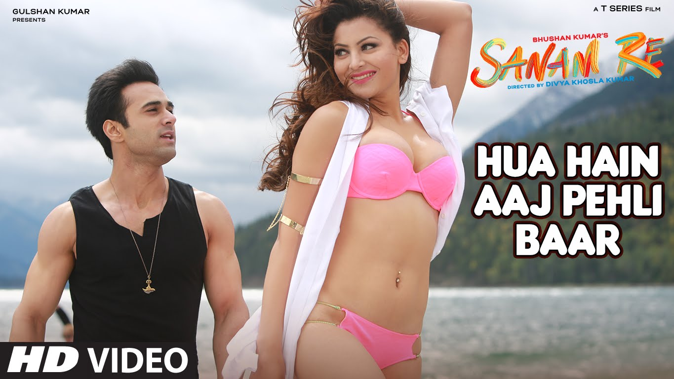 Hua Hain Aaj Pehli Baar Video Song from Sanam Re is a soulful treat for ears