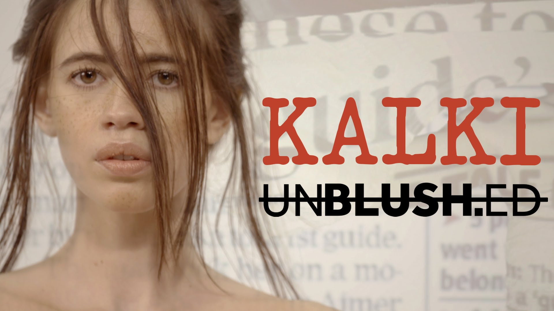 Kalki Koechlin and The Printing Machine : A powerful satire