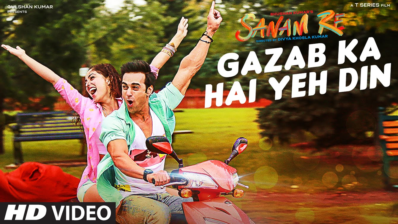 Gazab Ka Ye Din Video Song from the movie Sanam Re | Official Video Songs