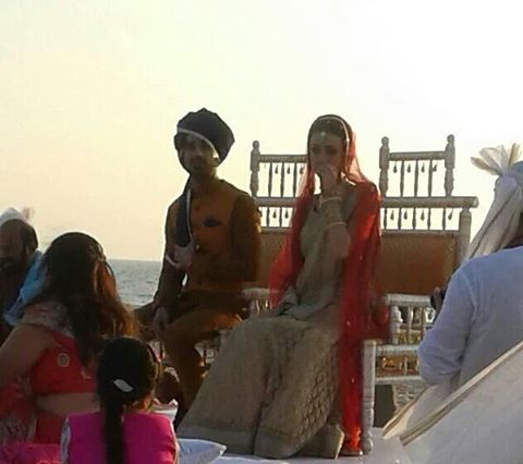 Sanaya Mohit wedding special