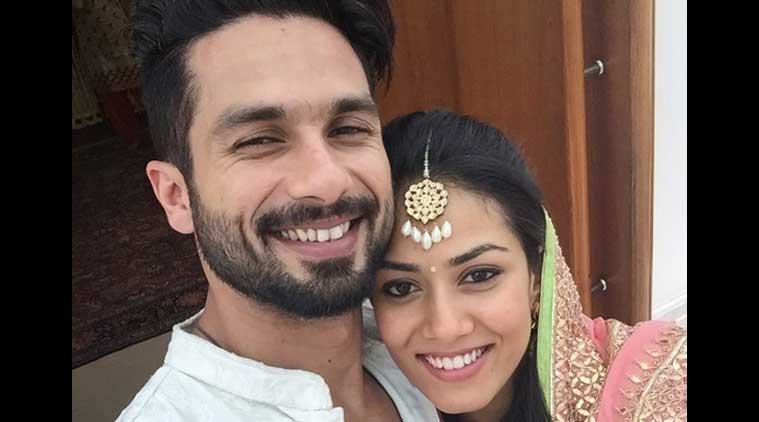 Shahid Kapoor to launch Mira Rajput in Bollywood?