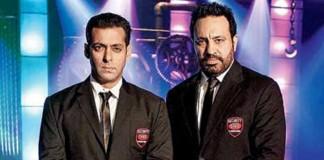 Salman Khan's bodyguard Shera's son in Sultan