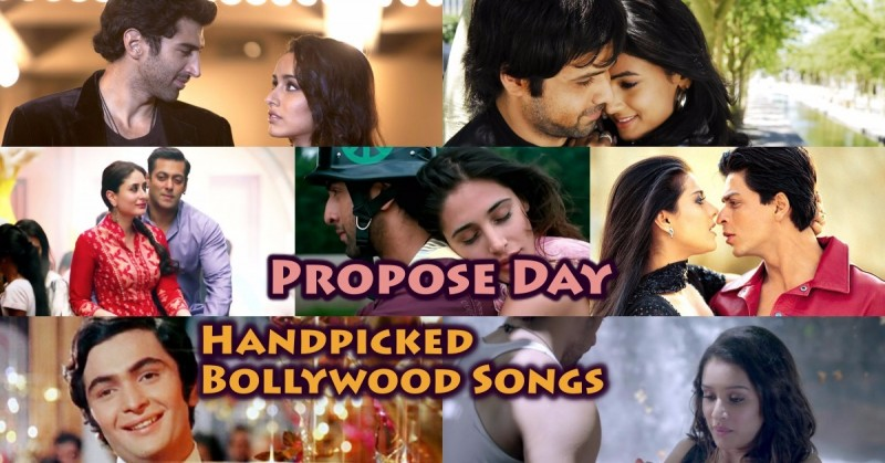 Propose Day 2017 Special – 30 Bollywood Songs That Will Make Her Say 'YES'
