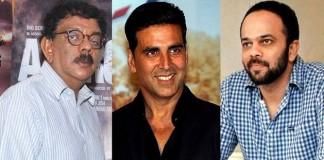 Akshay Kumar -Rohit Shetty's New Movie Will Go On Floors in July End 2016.