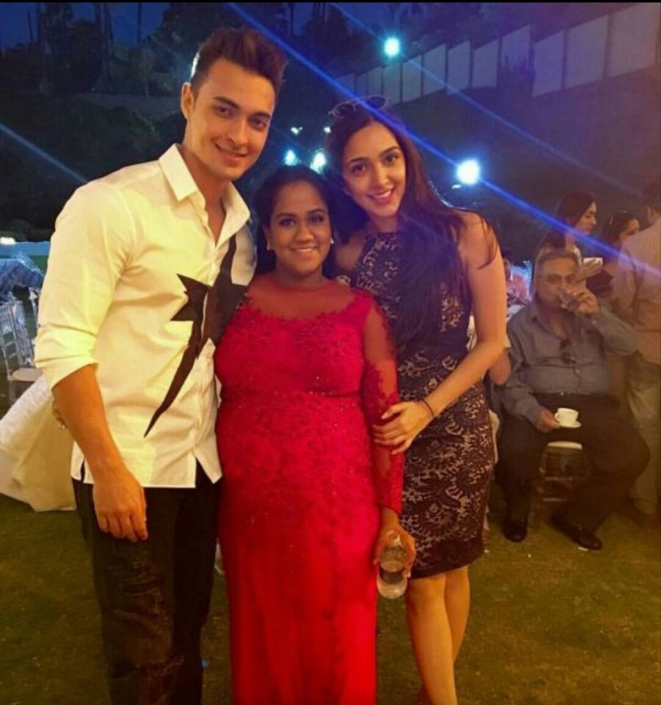 Arpita Khan Baby shower pictures