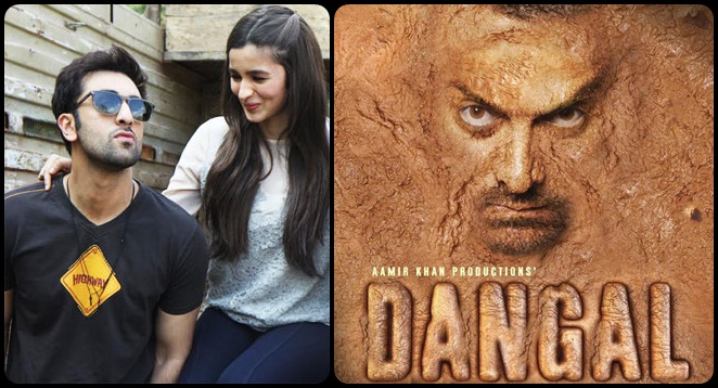 10 Biggest Clashes of 2016 | It's going to be an interesting year!- Ayaan Vs Dangal