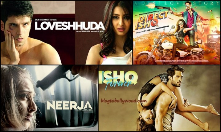 Box Office Prediction - Neerja, Ishq Forever, Rhythm and LoveShudda
