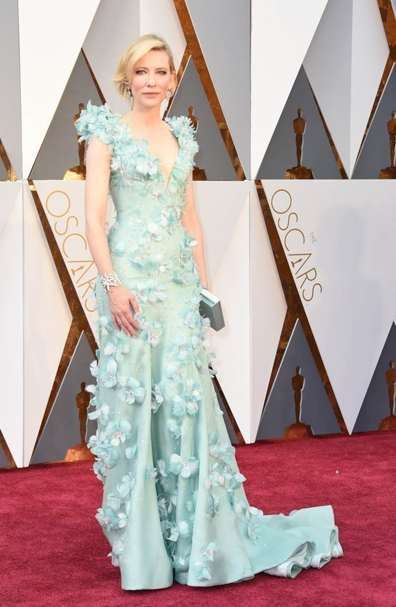 Take a look at who wore what at the Oscars 2016 | Pictures Inside- Cate