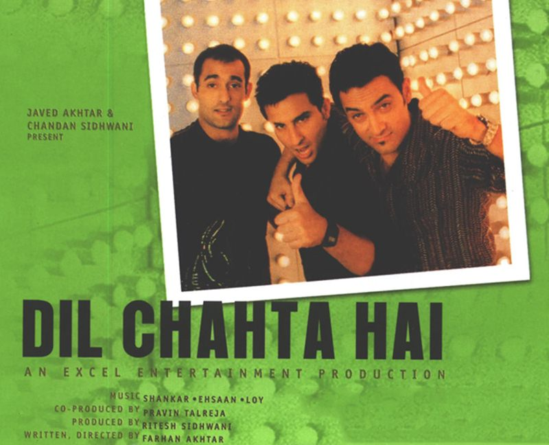5 Movies to Watch this Valentine's Day if you are Single- Dil Chahta Hai
