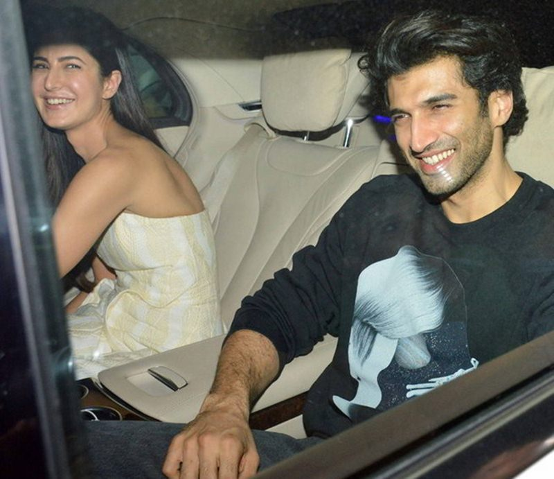 Fitoor Screening: Who all attended the special screening?