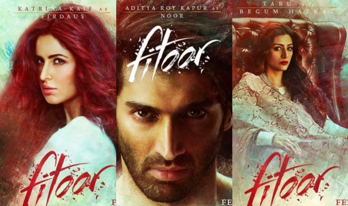 Fitoor second day collection - Katrina Kaif and Aditya Roy Kapur's intense love drama continues to struggle. collected 4.25 crores on Saturday.