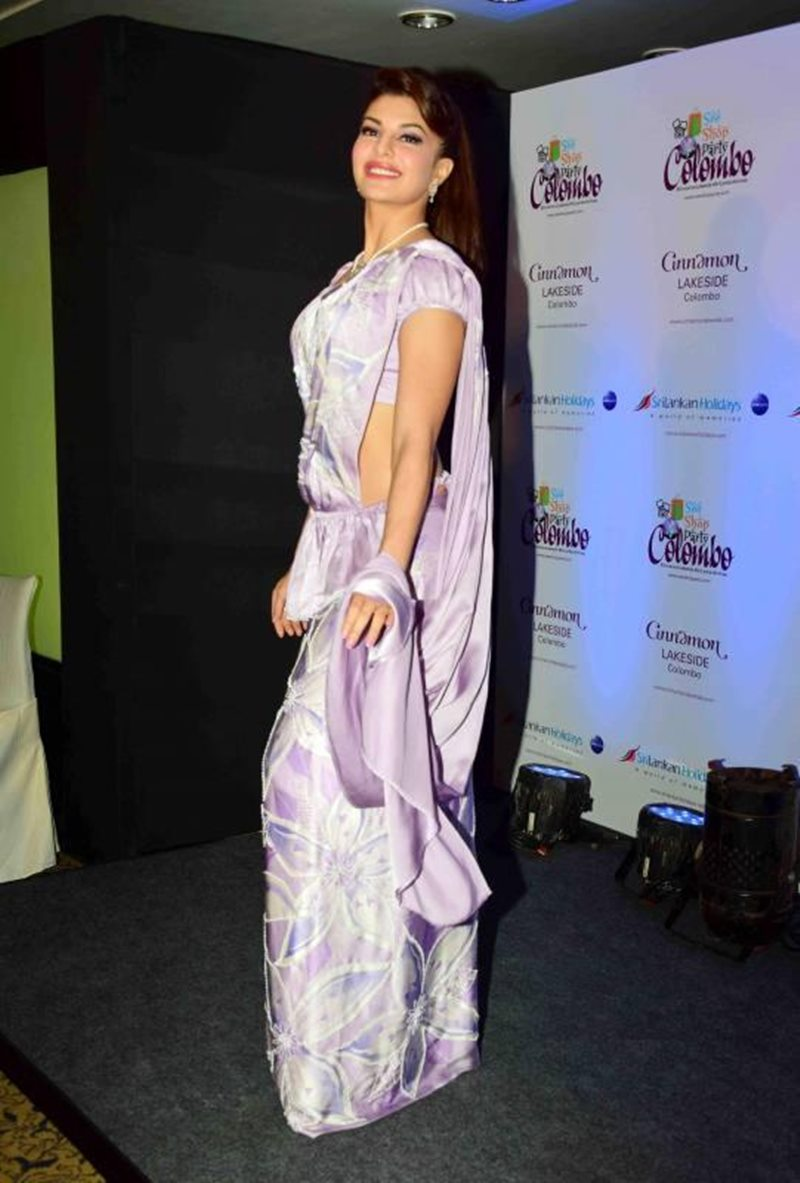 We did not expect this Fashion Blunder from Jacqueline Fernandez!- jacky 2
