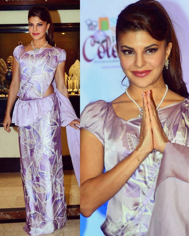 We did not expect this Fashion Blunder from Jacqueline Fernandez!