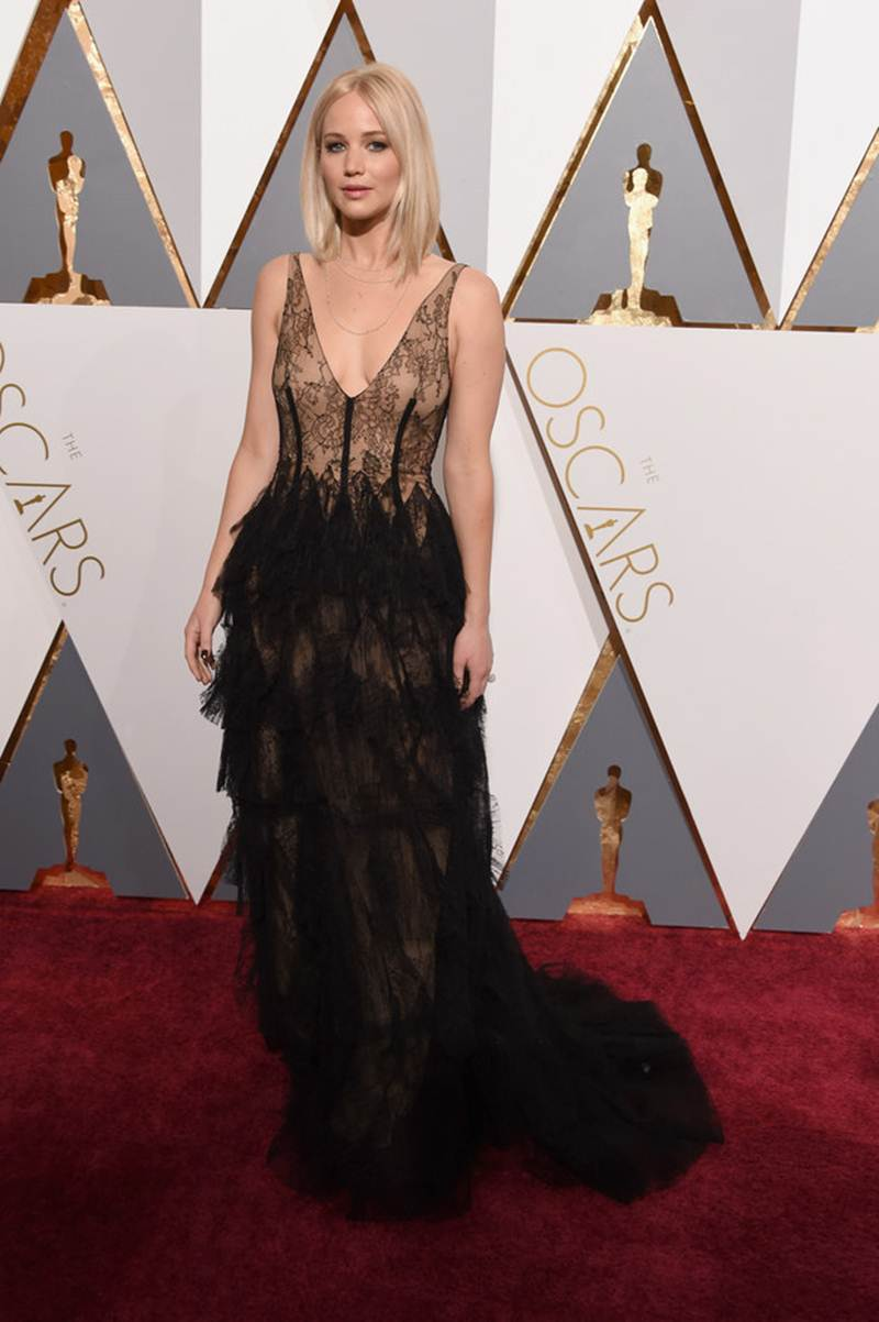 Take a look at who wore what at the Oscars 2016 | Pictures Inside- Jennifer L