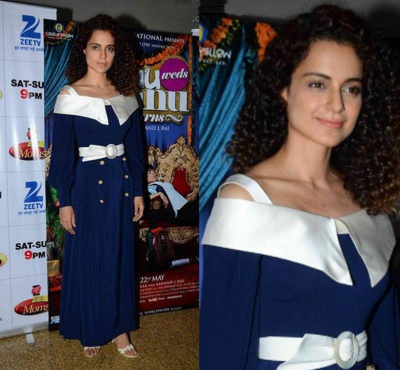 5 Fashion Fails of Kangana Ranaut that made us go WTF!- Kangana 3