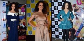 5 Fashion Fails of Kangana Ranaut that made us go WTF!- Kangana Ranaut