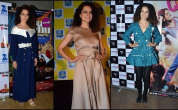 5 Fashion Fails of Kangana Ranaut that made us go WTF!- Kangana Ranaut