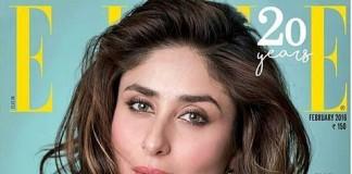 Kareena Kapoor Khan looks so fresh in Elle India February Issue Cover- Kareena