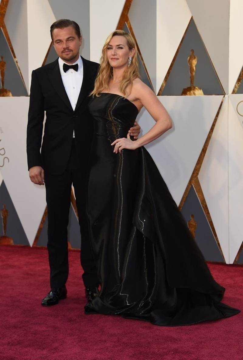 Take a look at who wore what at the Oscars 2016 | Pictures Inside- Leo and Kate