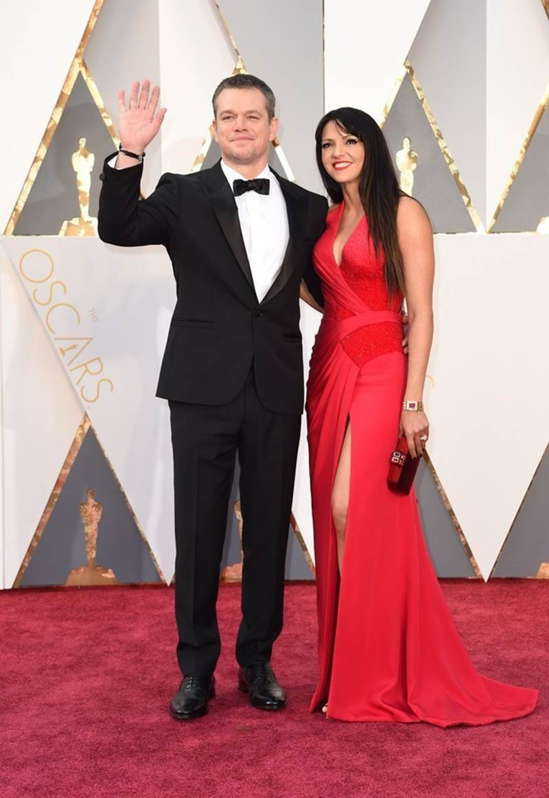 Take a look at who wore what at the Oscars 2016 | Pictures Inside- Matt and Luciana