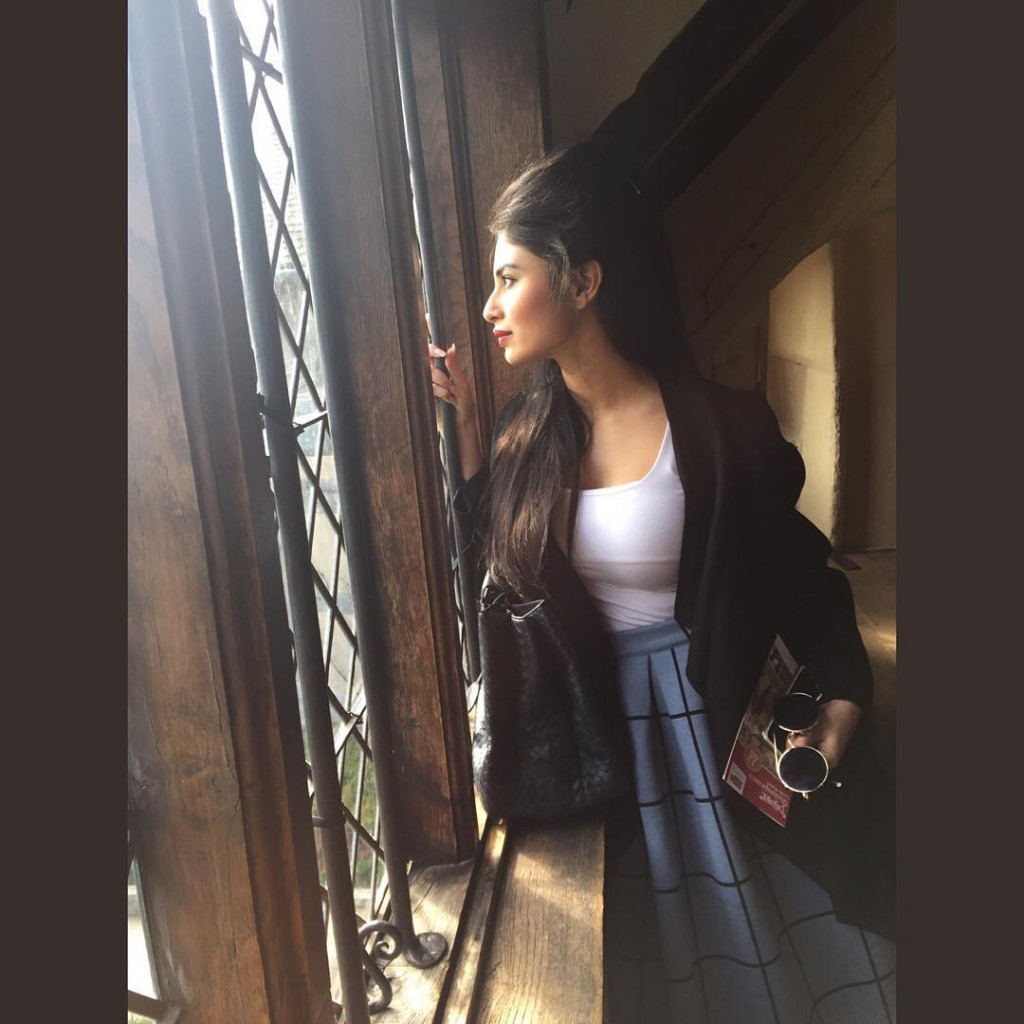 Mouni at Stratford-Upon-Avon