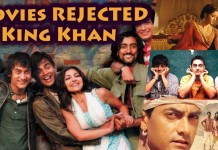 10 Blockbuster Movies Rejected By Shah Rukh Khan