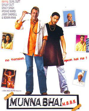 Blockbuster Movies Shahrukh Khan Rejected - Munna Bhai M.B.B.S.