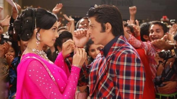 Deepika Padukone in Om Shanti Om