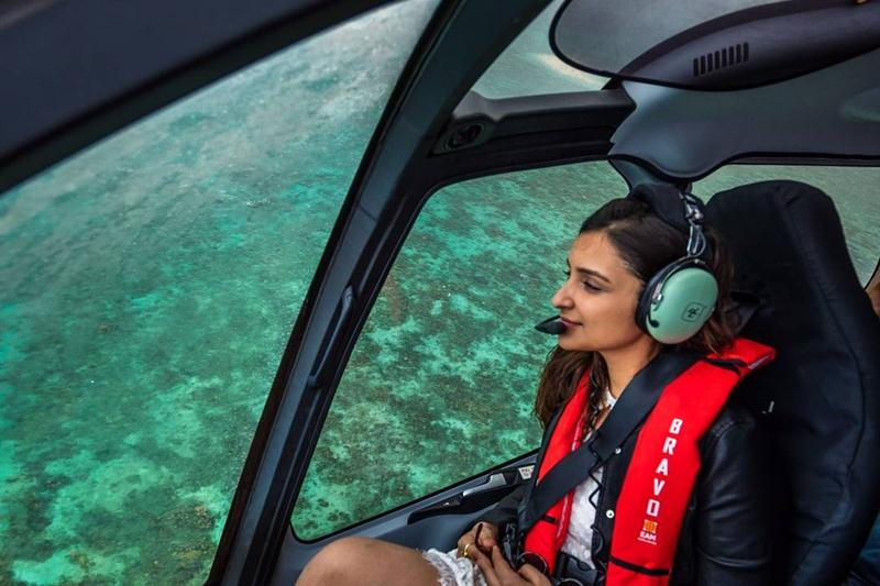 These photos of Parineeti Chopra's Australian Vacation will make you so envious!- Parineeti 5