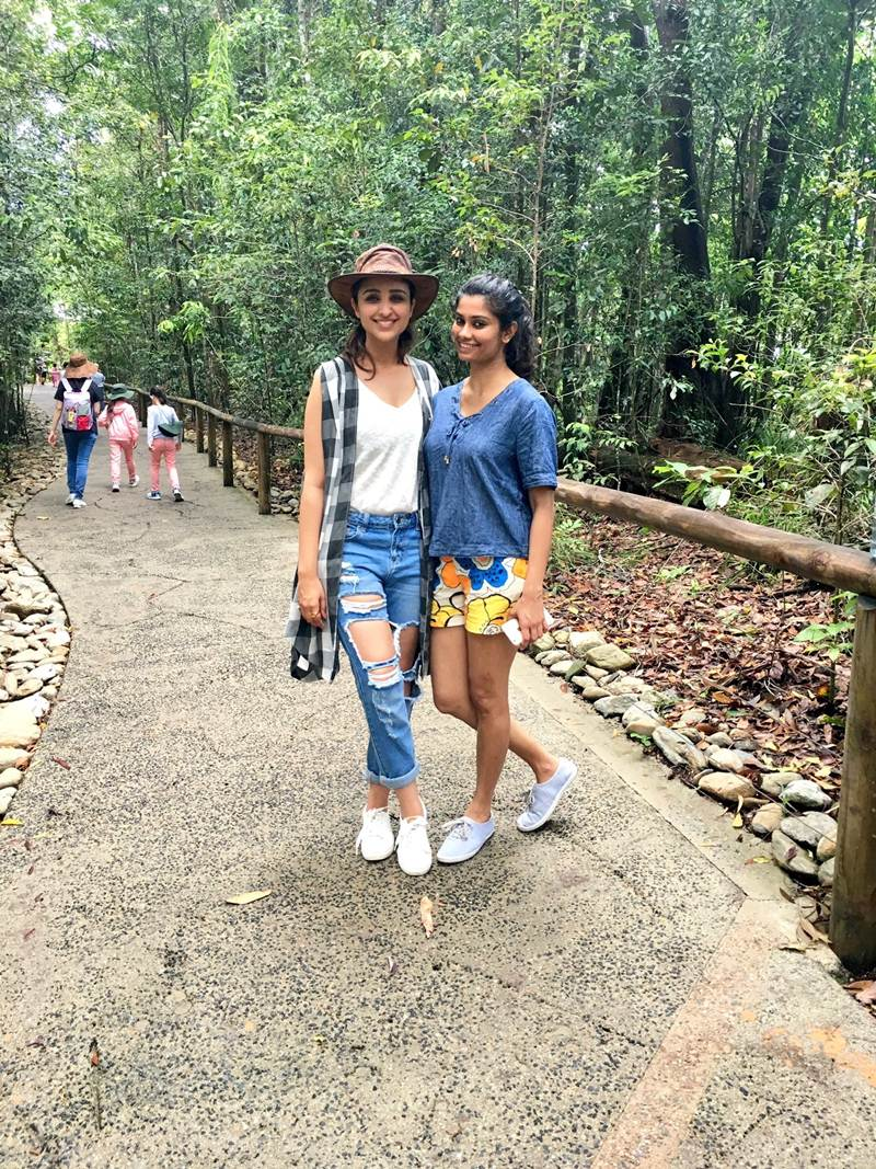 These photos of Parineeti Chopra's Australian Vacation will make you so envious!- Parineeti 7