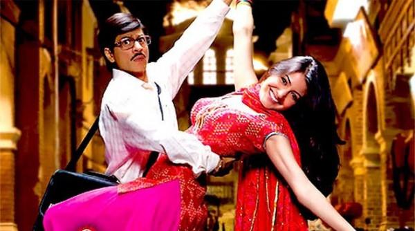 Anushka Sharma in Rab Ne Banadi Jodi