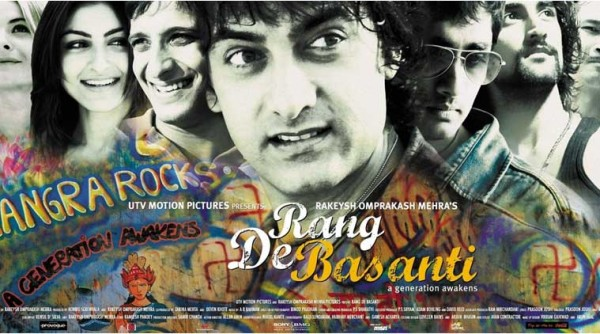 Blockbuster Movies Shahrukh Khan Rejected - Rang De Basanti