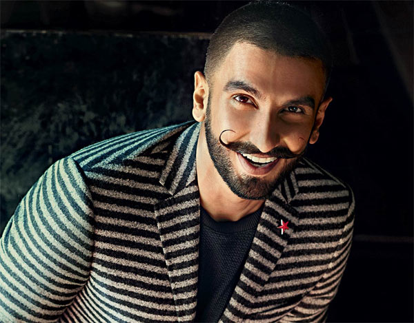 Bollywood Actor – Ranveer Singh