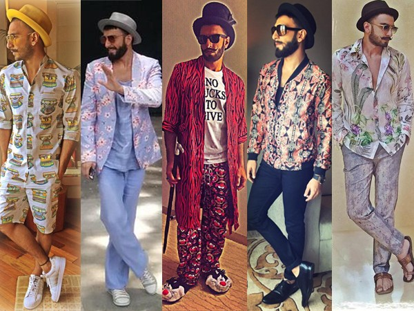 Bollywood Actors Style Staples
