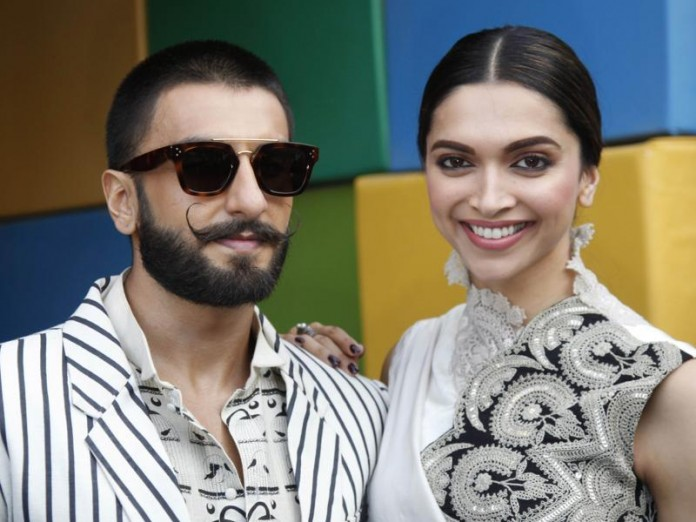 Ranveer Singh To Celebrate Valentine's Eve With Deepika Padukone In Canada!