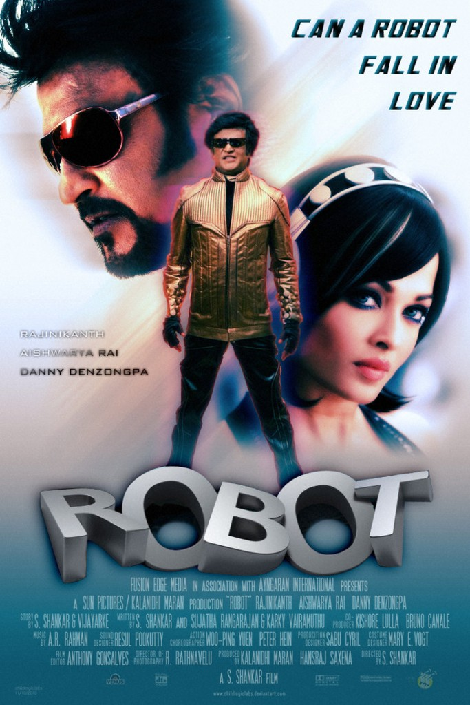 Blockbuster Movies Shahrukh Khan Rejected - Robot