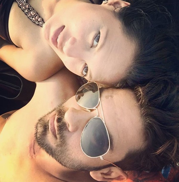 Rochelle and Keith Sequeira