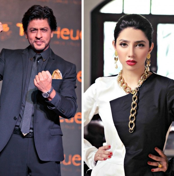 Mahira Khan in Raees