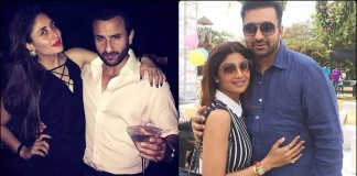 Saif and Kareena join hands with Raj and Shilpa for a new movie project